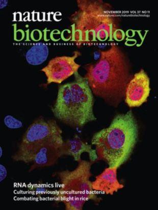 Nature Biotechnolgy