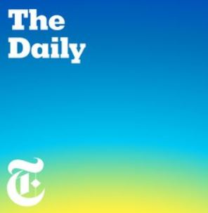 NY Times The Daily Podcast