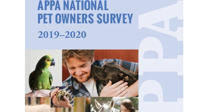 Surveys: 54% Of Baby Boomers Now Own Pets; Dogs & Cats Nearly Equal
