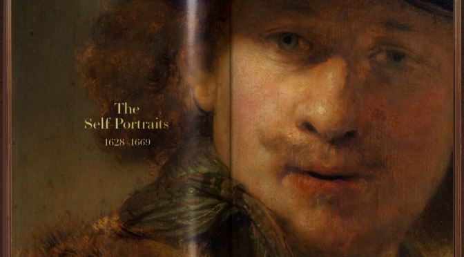"Art Books: ""Rembrandt – The Self Portraits"" By Volker Manuth, Marieke de Winkel (Taschen)"