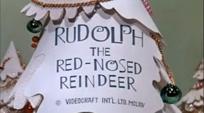 "1960's Television: ""Rudolph The Red-Nosed Reindeer"" (1964) Celebrates 55 Years"