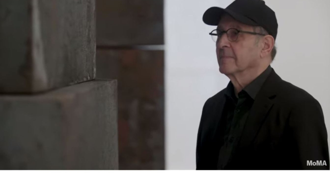 Museum Insider: How Composer Steve Reich Reads Sculpture (MoMA/BBC Video)