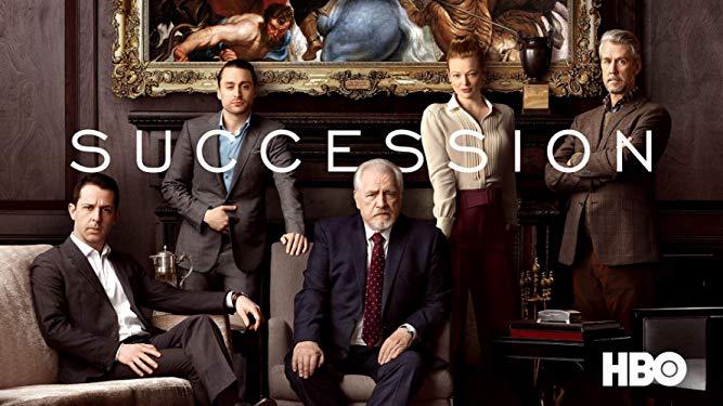 Succession Season 2 poster