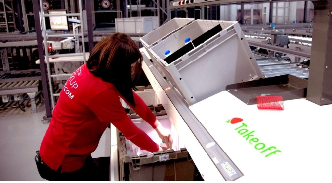 "Shopping: Albertsons And Takeoff Technologies Launch EGrocery ""Micro-Fulfillment"" Centers"