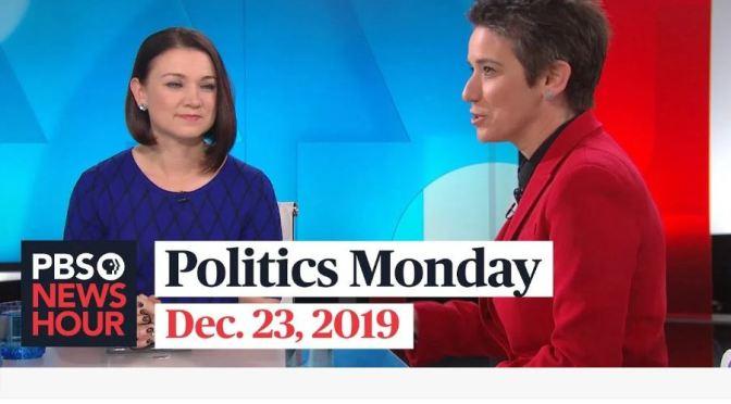 Political News: Tamara Keith And Amy Walter On Politics Monday (NPR)