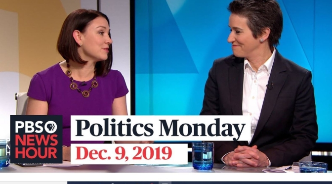 "Top Podcasts: Tamara Keith And Amy Walter Talk ""Politics Monday"" (PBS)"