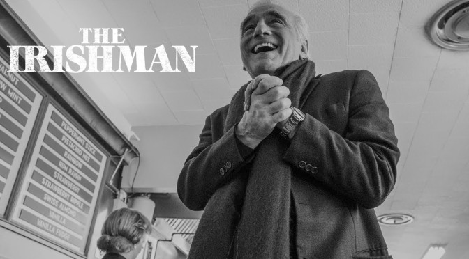 "Interviews: Director Martin Scorsese On ""The Irishman"" (Netflix Video)"