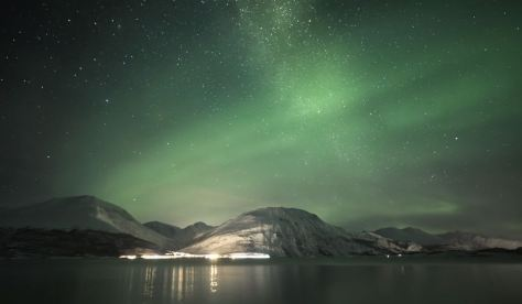 The Milky Way and Northern Lights Timelapse Film in Norway and Finland by Timo Oksanen 2019