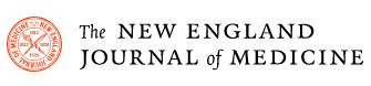 The New England Journal of Medicine Logo