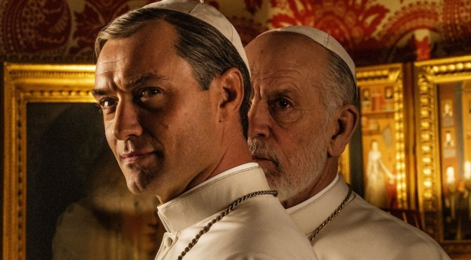 "Top New Cable Series: HBO's ""The New Pope"" Starring John Malkovich & Jude Law (Video Trailer)"