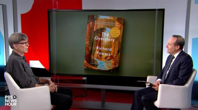 """Interview Podcasts: 2019 Pulitzer Prize Winner """"The Overstory"""" Author Richard Powers (PBS)"""