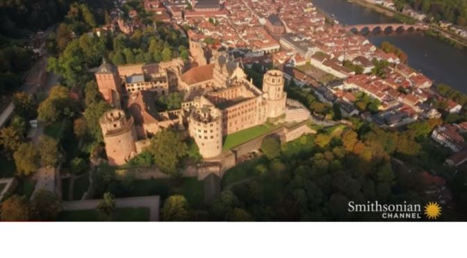 "New Nature Videos: ""The Falcons Of Heidelberg Castle"" In Germany"