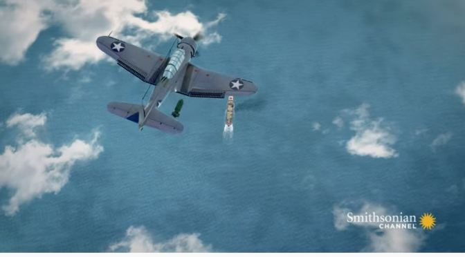 "1940's History: ""The Terrifying Physics Of WWII Dive Bombing"" (Video)"