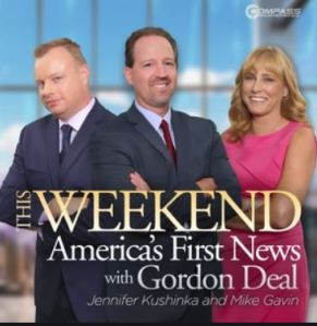 This Weekend with Gordon Deal