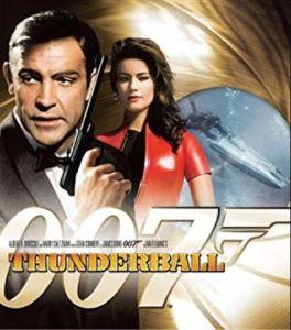 Thunderball Movie 007