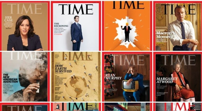 "Culture & Politics: ""2019 – A Year In Review"" (Time)"