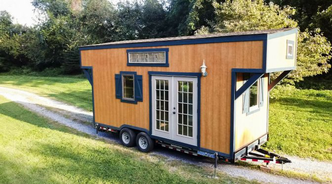 "Housing: Los Angeles Approves Movable Tiny Homes As Legal ""Accessory Dwelling Units"" (ADU's)"