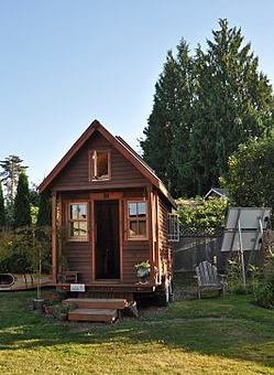 Tiny House as Accessory Dwelling Unit