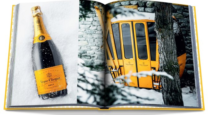 "New Books On Wine: ""Veuve Clicquot"" By Sixtine Dubly (Assouline)"