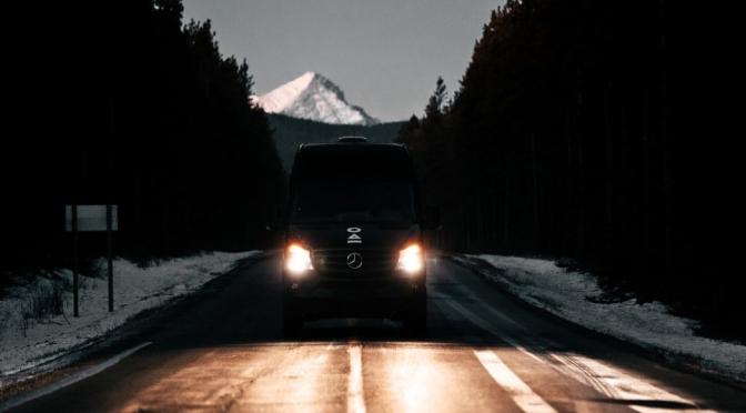 "Top Camper Vans: ""Yama Nomad"" – Tiny 4X4 Homes"