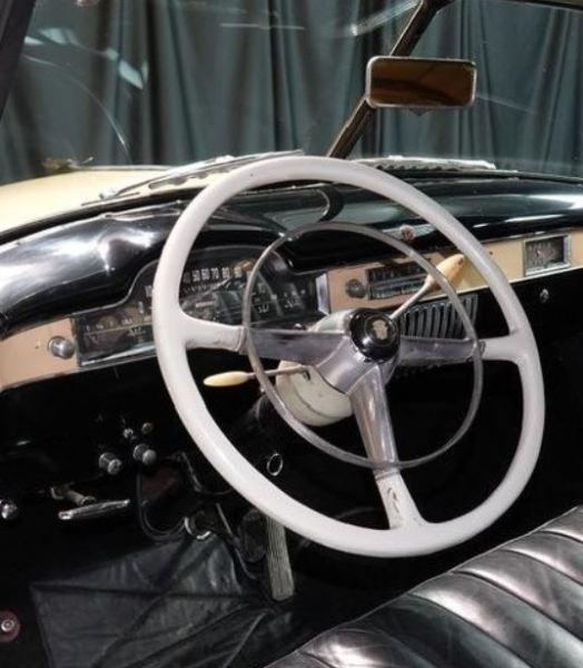 1949 Cadillac Series 62 Interior Classic Driver
