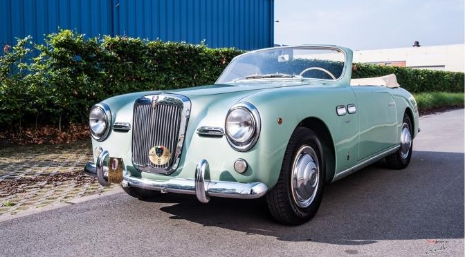 "Italian Cars: ""1952 Siata Daina Farina Cabriolet"""