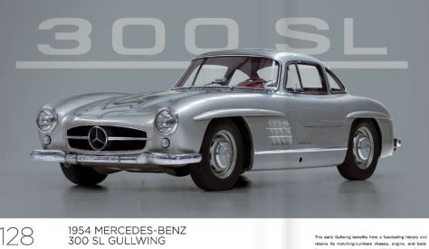 1954 Mercedes-Benz 300 SL Gullwing RM Sotheby's Paris 2020 auction