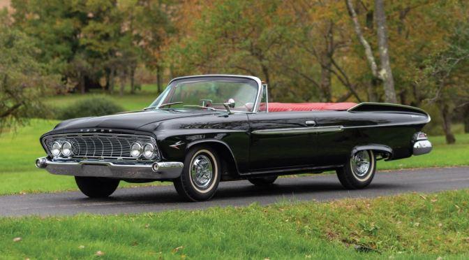 "Cars: ""1961 Dodge Dart Phoenix Convertible"""