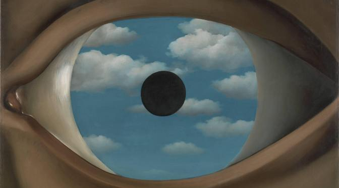 "Artists: Belgian Surrealist Painter René Magritte Linked ""Consciousness And The External World"""