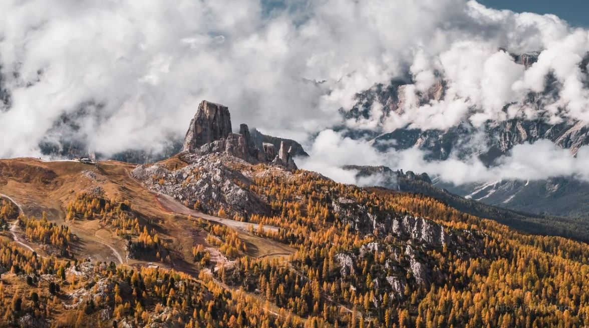 Alps Northern Italy Travel and Promotional Film by Timelapse.pro 2020