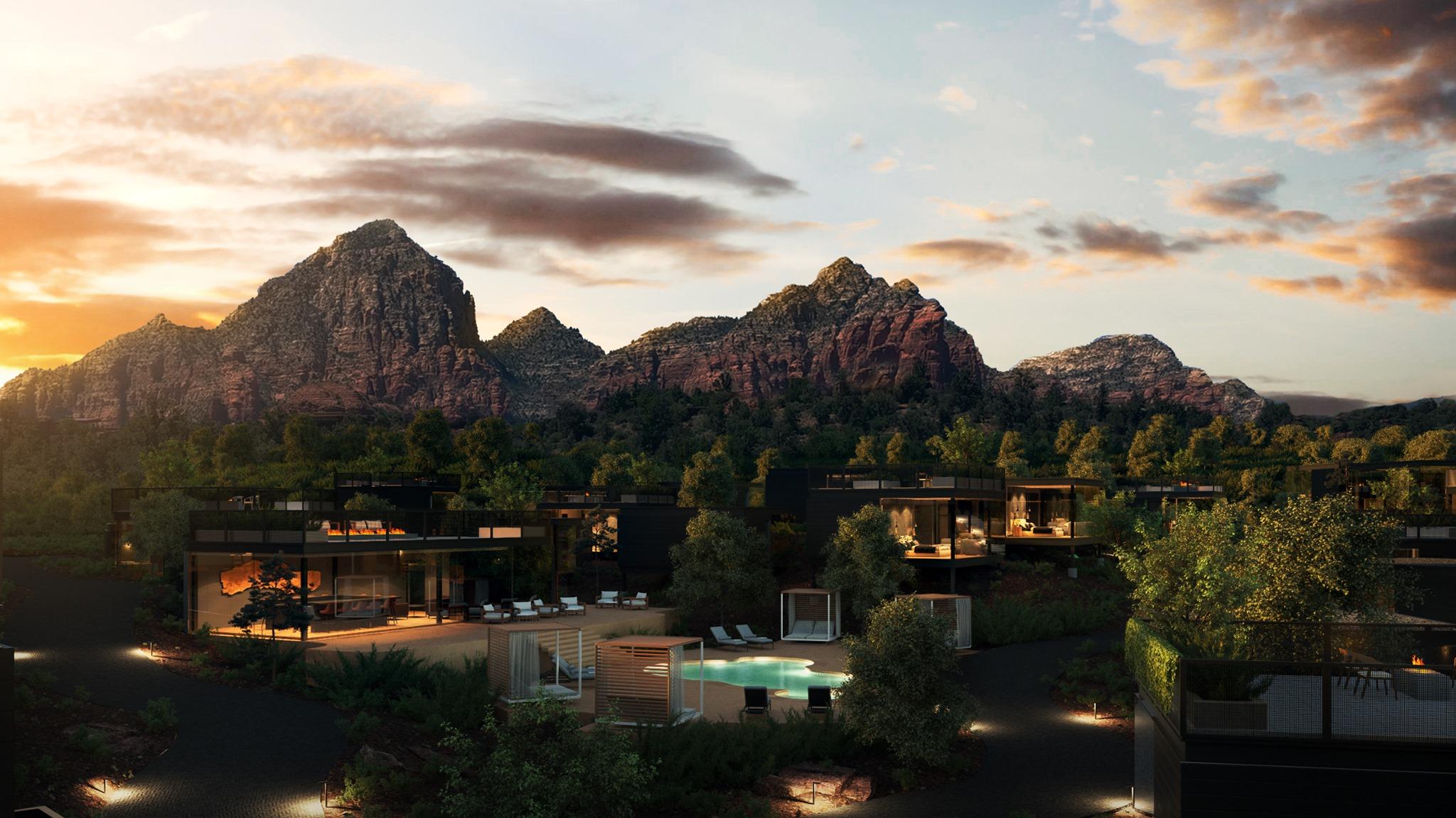 Ambiente Sedona Landscape Hotel Facebook