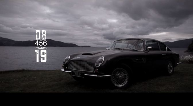 "Travel & Touring Video: ""Aston Martin DB"" Tour Of Scotland (SkyworksWA)"