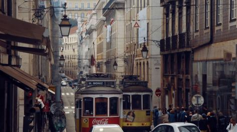Be In Lisbon Travel Short Film Video by Alex Soloviev January 26 2020
