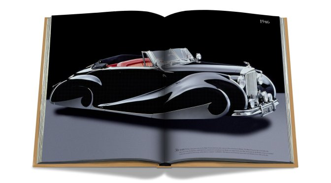"Classic Car Books: ""The Impossible Collection Of Bentley"" (Assouline)"