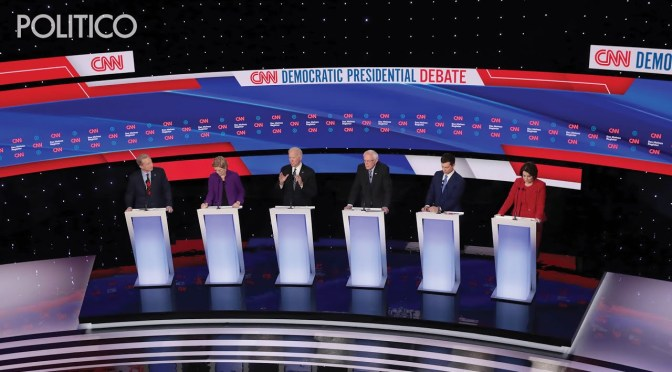 Politics: January 14 Democratic Party Debate In Iowa Highlights (Video)