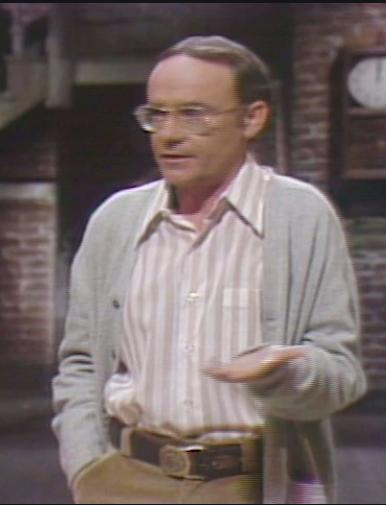 Buck Henry Saturday Night Live 1970s