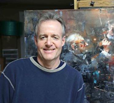 Canadian Artist MARK LAGUË