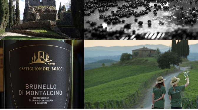 "Italian Wines: Inside Ferragamo Fashion House-Owned ""Castiglion Del Bosco"" (Monocle 24)"
