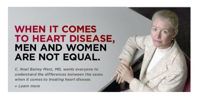 Health Studies: Women's Blood Vessels Age Faster Than Men's, Increasing Heart Disease Risks