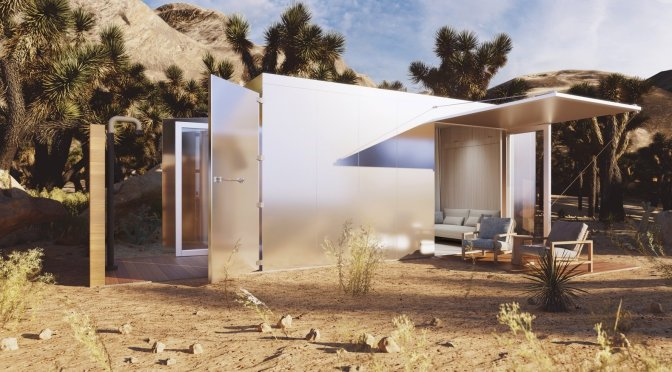 Future Of Housing: California Architect And Builder Launch Luxury Container Tiny Homes
