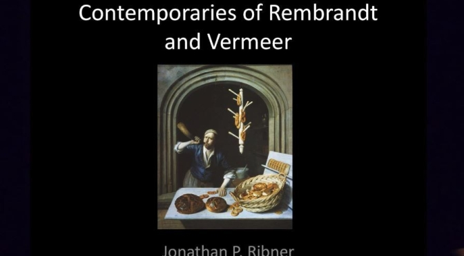 "Art: ""Contemporaries of Rembrandt and Vermeer"""