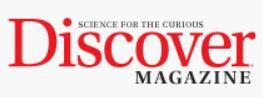 Discover Magazine logo