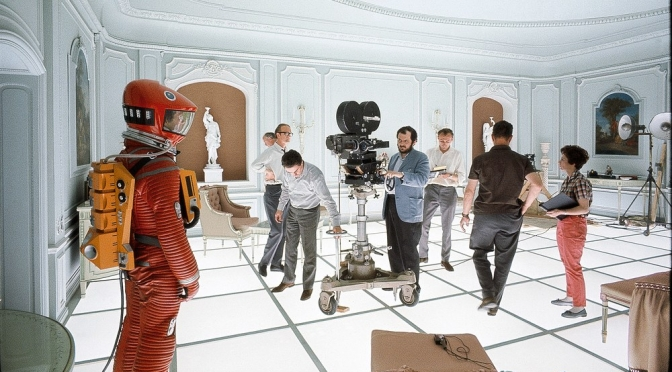 "Exhibitions: ""Envisioning 2001: Stanley Kubrick's Space Odyssey"" (MOMI NYC)"