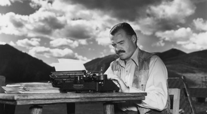 "WWI Literature: A Reading Of ""In Another Country"" – Ernest Hemingway (1927)"