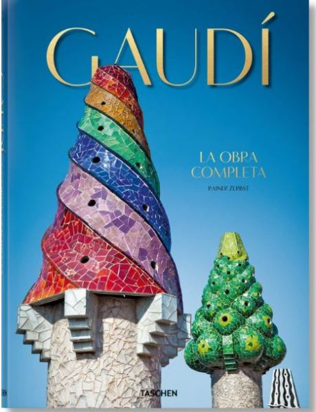 Gaudí. The Complete Works Rainer Zerbst Hardcover Book Taschen January 29 2020