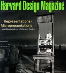 Harvard Design Magazine Fall 1998