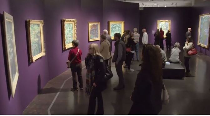 Arts Podcasts: Moving 100+ Monet Paintings To Denver Art Museum (NPR)