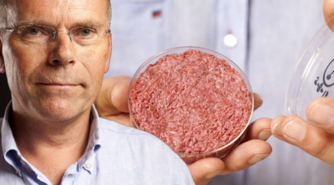 Future Of Food: Scientist Mark Post Talks About Lab-Grown Meat (Podcast)