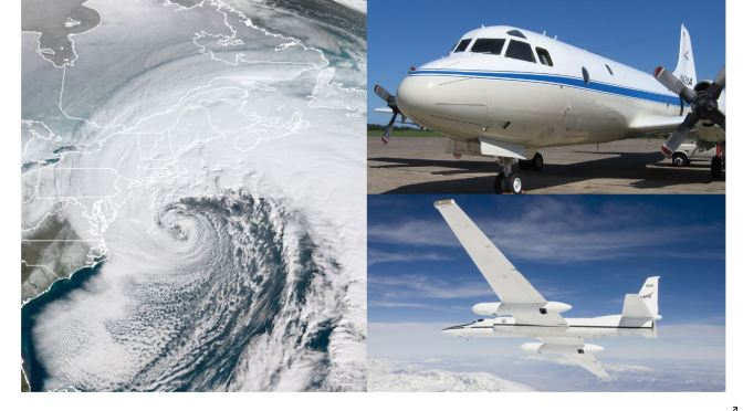 "Weather Science: NASA Launches ""IMPACTS"" Campaign To Study East Coast Winter Storms"