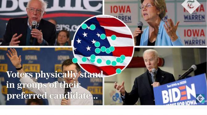 """2020 Election Primaries: """"Iowa Caucus Explained"""""""